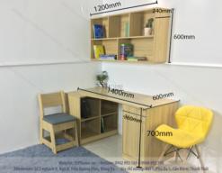 Bàn ghế học sinh đẹp BH6810