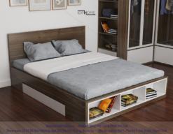 giường đôi hiện đại
