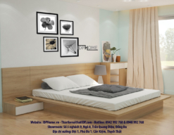 Giường đôi GD6808