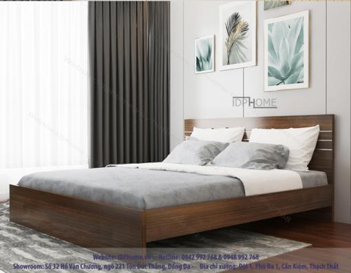 Giường ngủ đôi giá rẻ