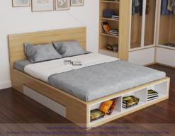 mẫu giường ngủ đẹp giá rẻ
