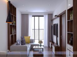 Thiết kế nội thất chung cư Filestar