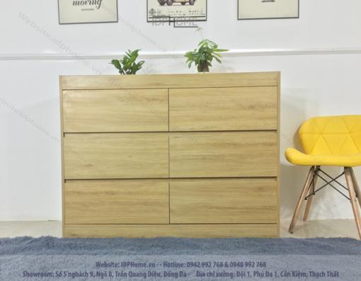 Tủ ngăn kéo kết hợp bàn thay tã TA6804