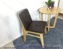 Mẫu ghế ăn đẹp cho nội thất hiện đại