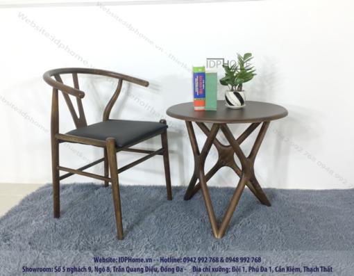 Mẫu ghế ăn bằng gỗ đẹp
