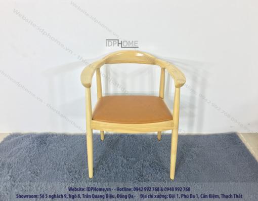 Mẫu ghế ăn gỗ