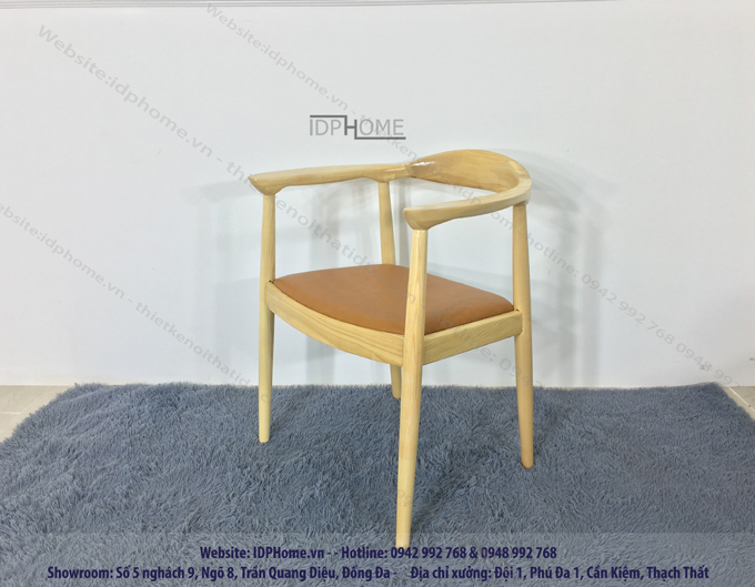 Mẫu ghế ăn gỗ độc đáo