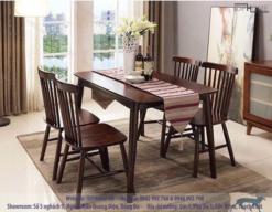 Hướng dẫn cách đặt bàn ăn hợp phong thủy