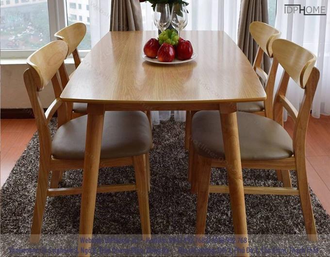 Bố trí bàn ăn hợp phong thủy để khỏe mạnh, hạnh phúc
