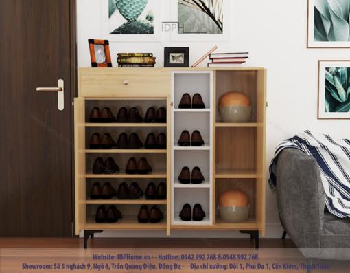 TOP những mẫu tủ giày hiện đại của IDP Home