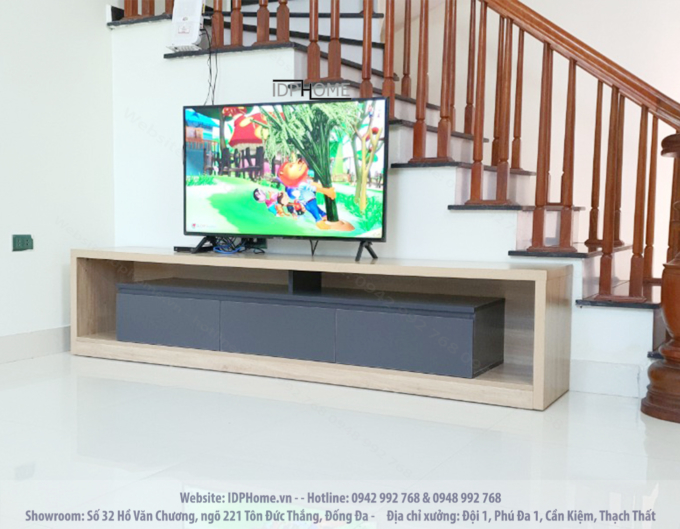 ảnh thực tế mẫu kệ tivi đẹp Kt6806