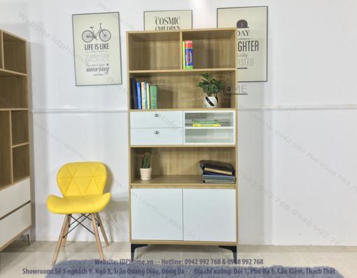 Kích thước tiêu chuẩn của tủ giá sách