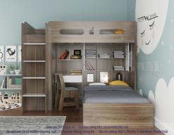 giường tầng trẻ em đa năng