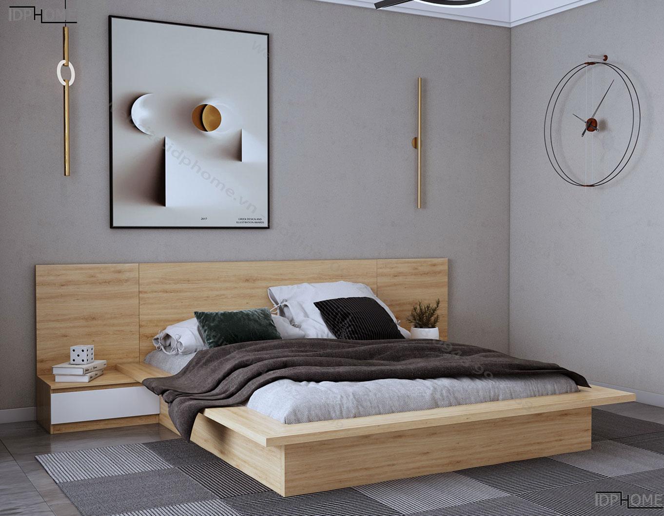 Giường ngủ đẹp GD6808