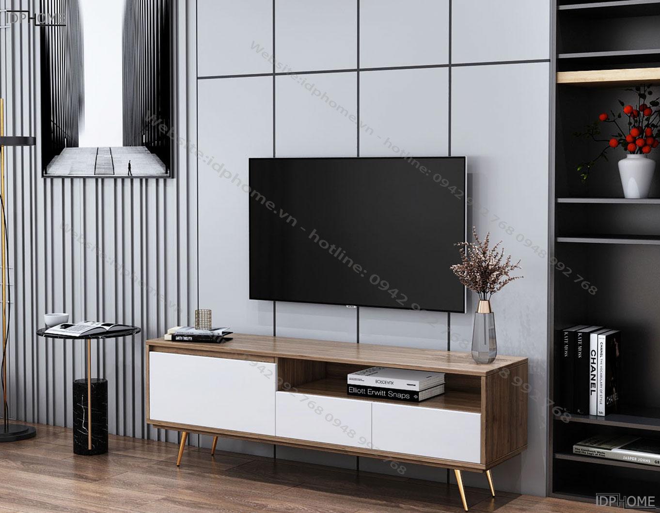 Kệ tivi cho phòng khách nhỏ KT6801