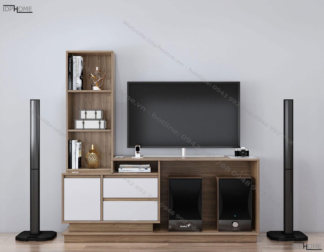 Kệ tivi đa năng cho phòng nhỏ KT6802