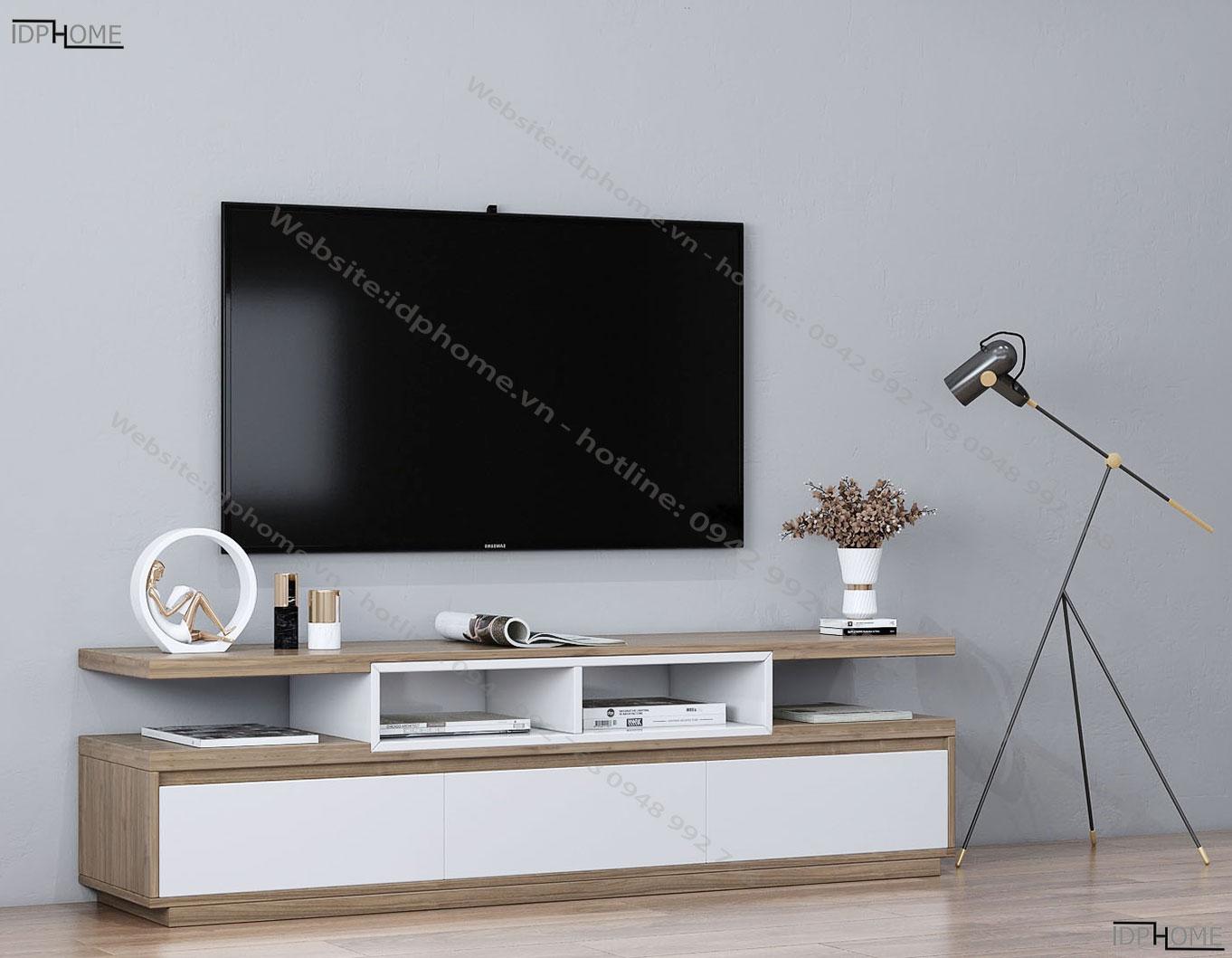 Kệ tivi đẹp cho phòng khách KT6804