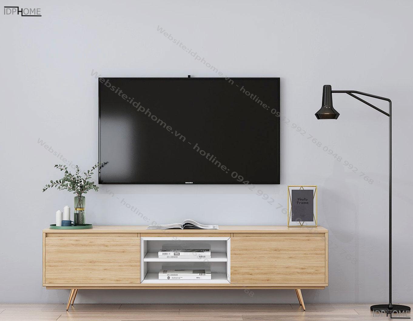 Kệ tivi đẹp hiện đại KT6807