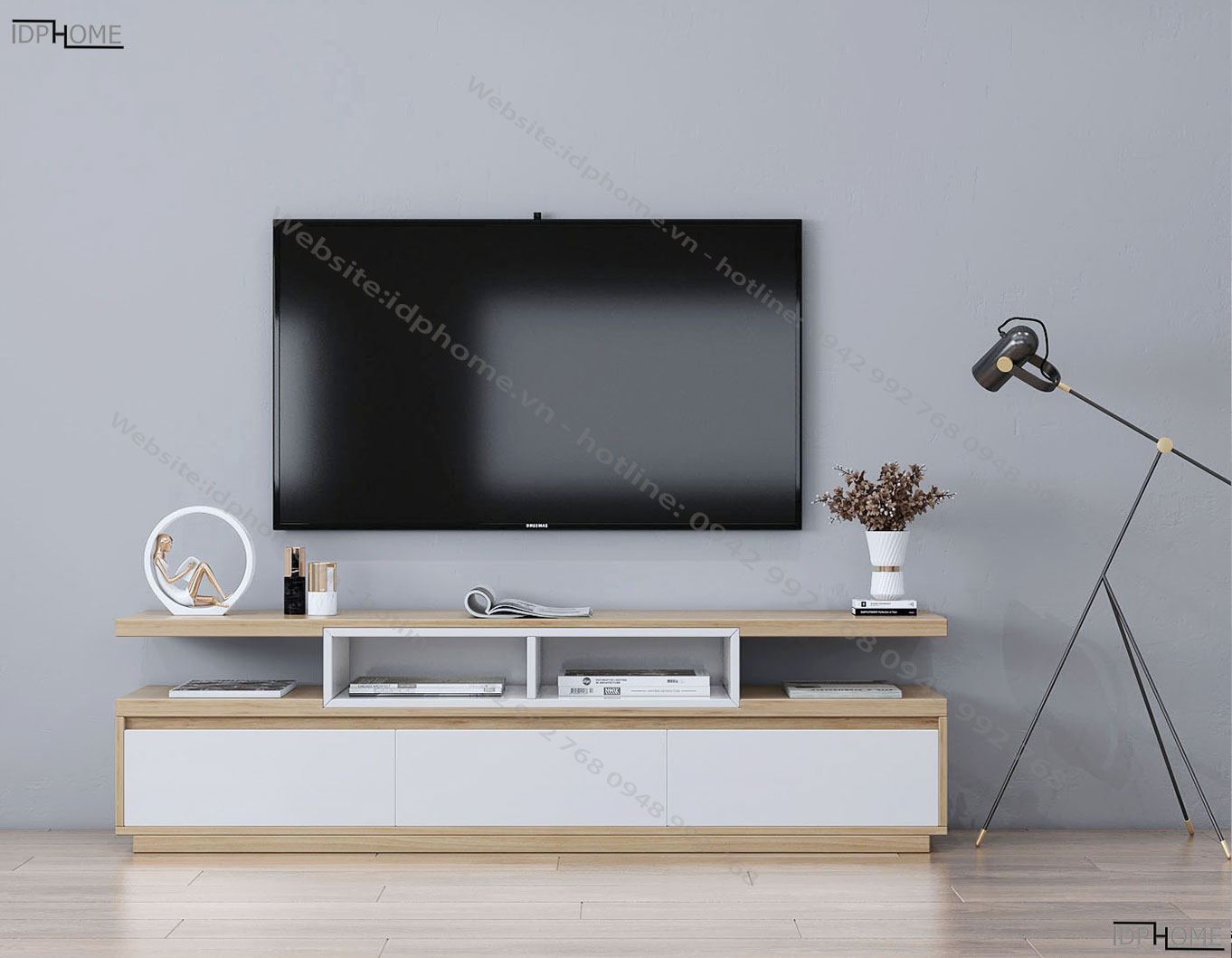 Mẫu kệ tivi đẹp KT6804