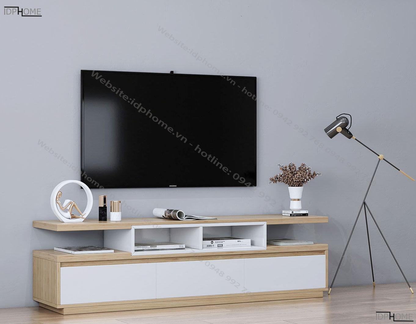Mẫu kệ tivi độc đáo KT6804