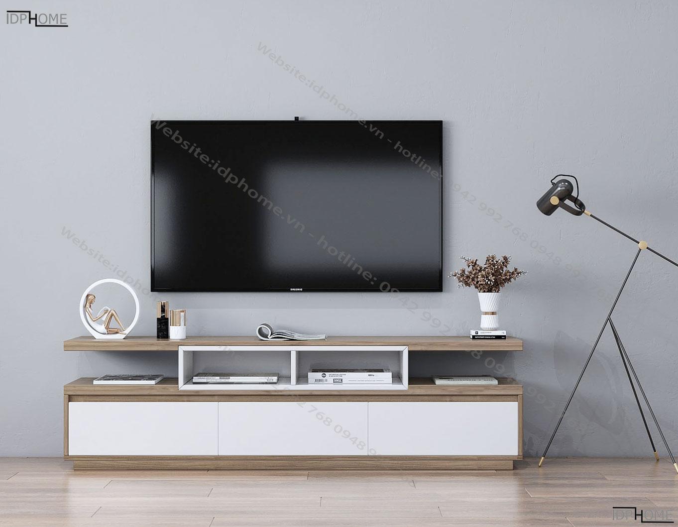 Mẫu kệ tivi hiện đại KT6804