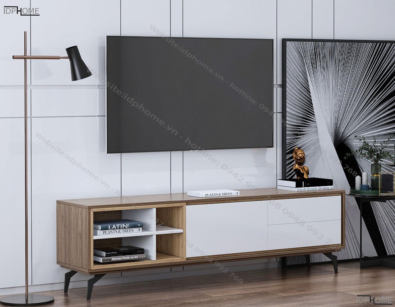 Mẫu kệ tivi hiện đại KT6805