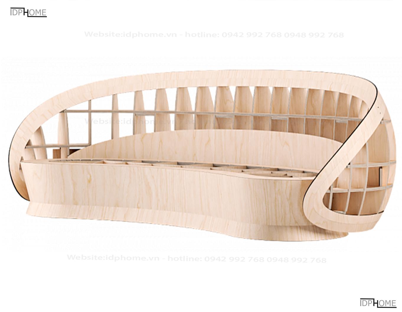 Khung xương ghế sofa IDP Home