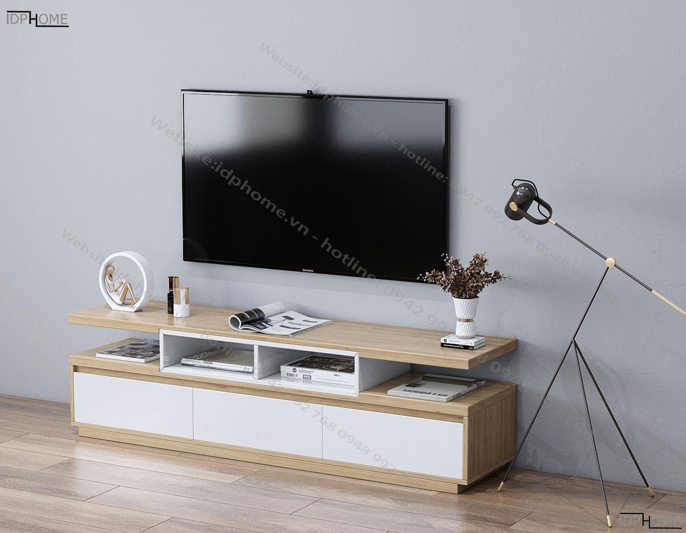 Kệ tivi phòng khách đẹp KT6804