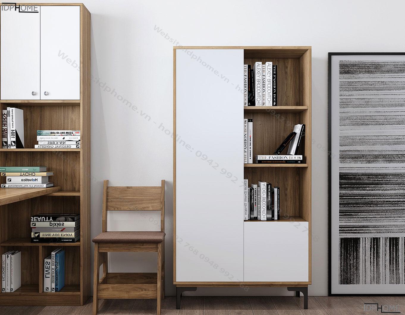 Tủ đựng sách cho bé TS6808