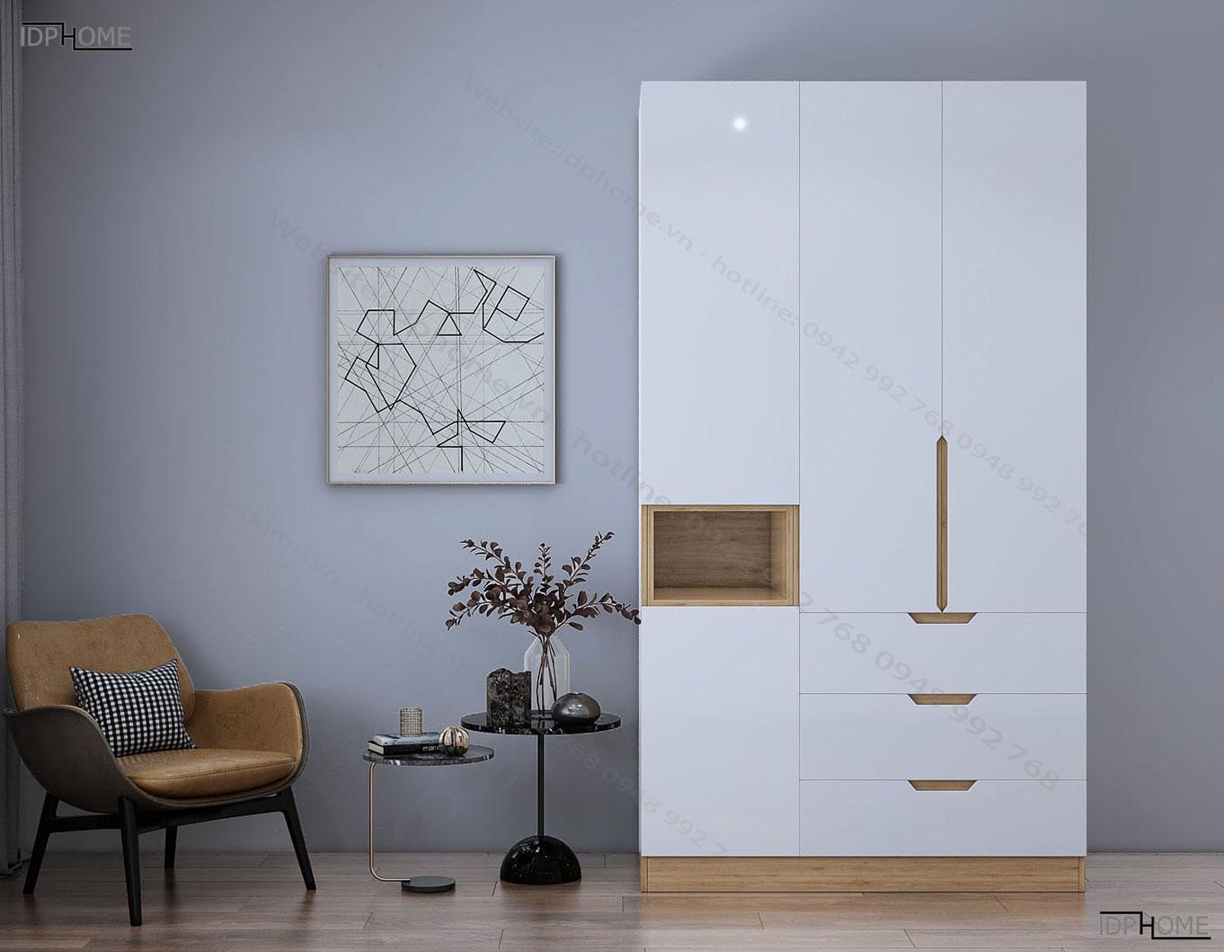Tủ quần áo đẹp TA6805